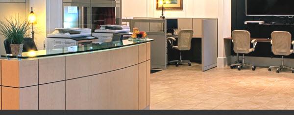 Ordinateurs mobilier de bureau et ergonomie au travail for Boutique meuble montreal